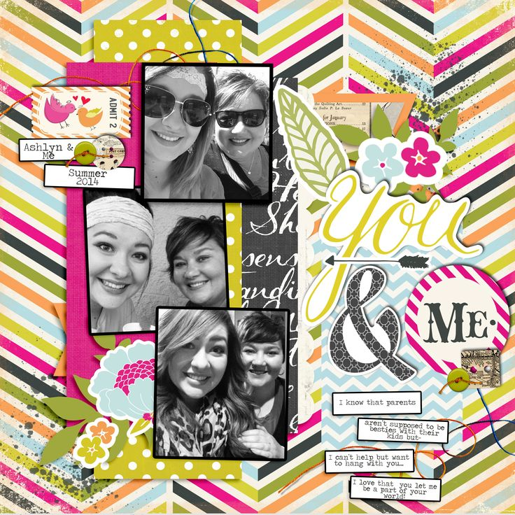 Digital scrapbook layout by Tya Smith featuring the Meology collection by Fancy Pants Designs, available at Snap Click Supply here: http://www.snapclicksupply.com/me-ology-complete-collection/ #digitalscrapbooking #snapclicksupply