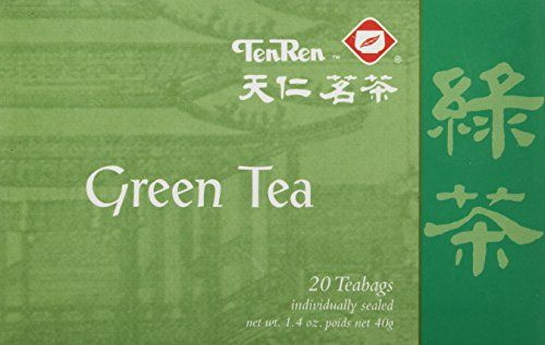 TenRen - Green Tea 20 Teabags *** Check out the image by visiting the link.