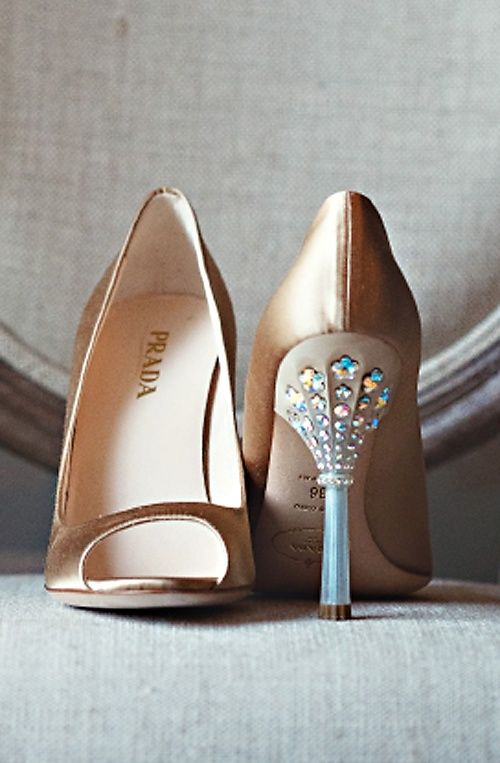 prada wedding shoes high end weddings details pinterest wedding shoes heels and the o 39 jays. Black Bedroom Furniture Sets. Home Design Ideas