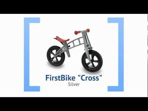 FirstBike Cross Balance Bike Review by Balance Bikes 4 Kids