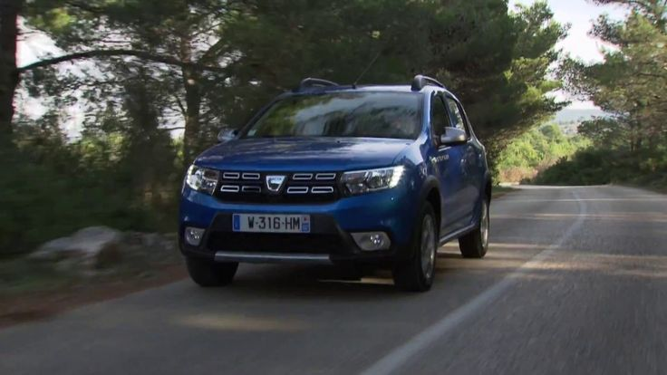 New DACIA Sandero Stepway 2017