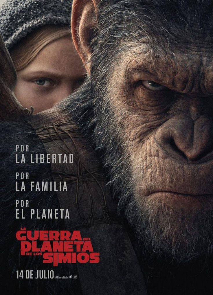 LA GUERRA DEL PLANETA DE LOS SIMIOS. 'WAR FOR THE PLANET OF THE APES' – NO GOOFS, NO GOOD MOVIES 2