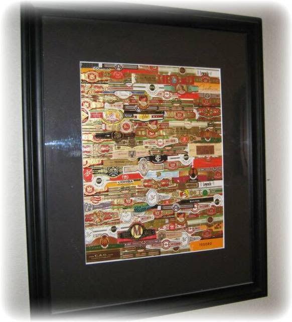 Cigar Box Wall Art: 25+ Best Ideas About Cigar Lounge Decor On Pinterest