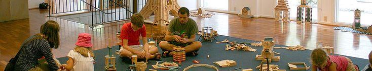 Charleston, SC Kapla Block & Ka pla Buidling Set Toy Store