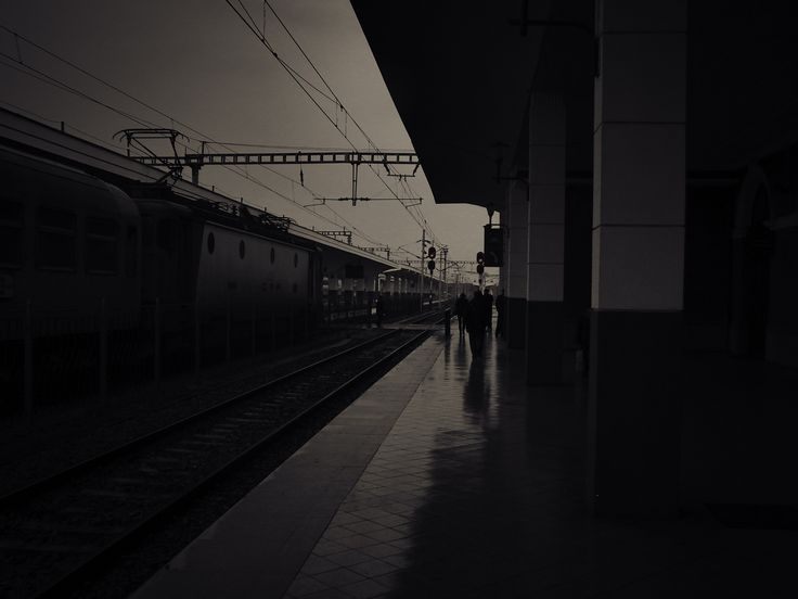 at the train station (series) by george otoiu on 500px