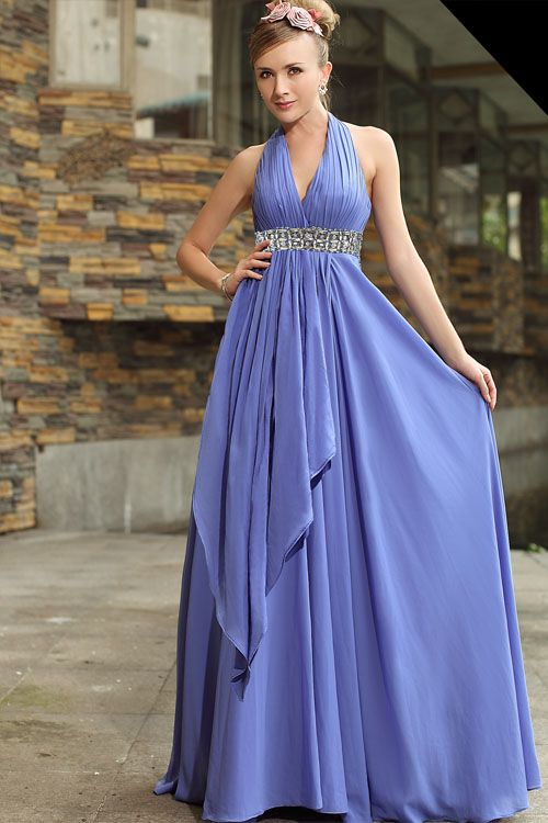 Empire Style Prom Dresses