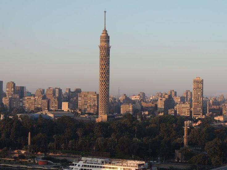 Cairo tower - Egypt