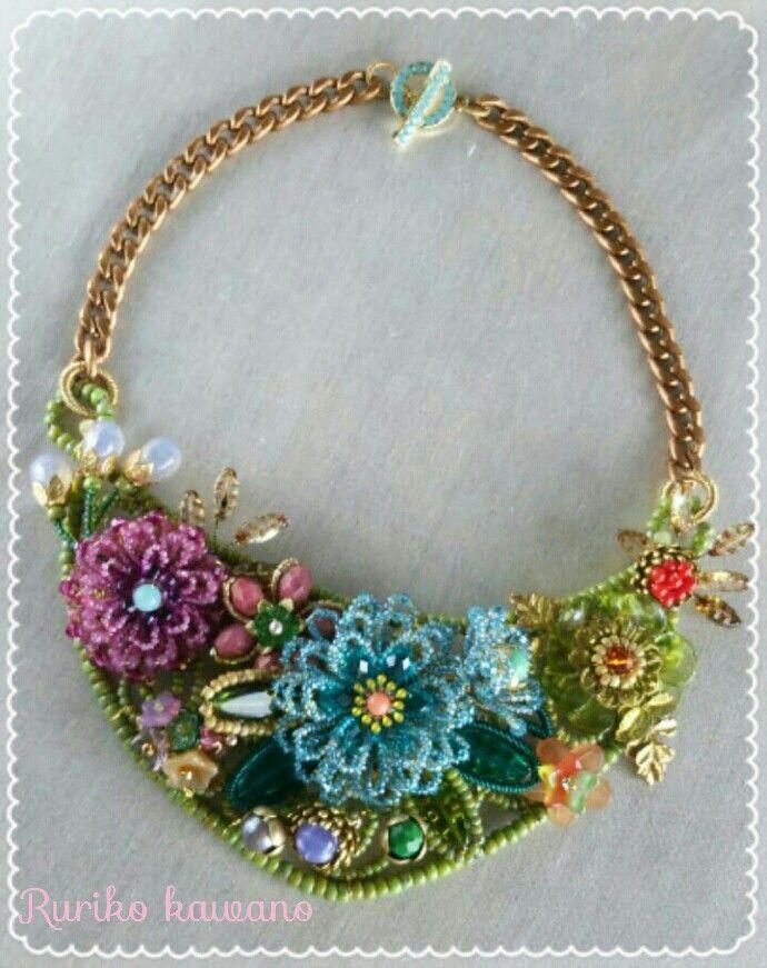 Flowers Garden BeadArt vol.16 公募入選作品