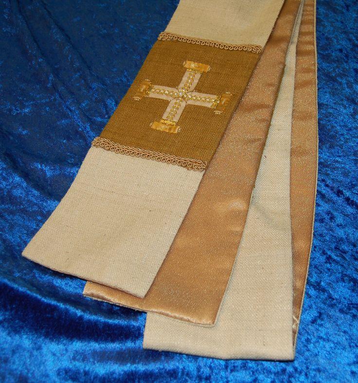 Deacon's Stole, folded 1.15.17