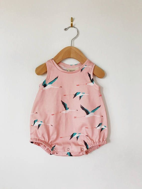b629aaeb3380 Adorable little girl rompers are relaxed