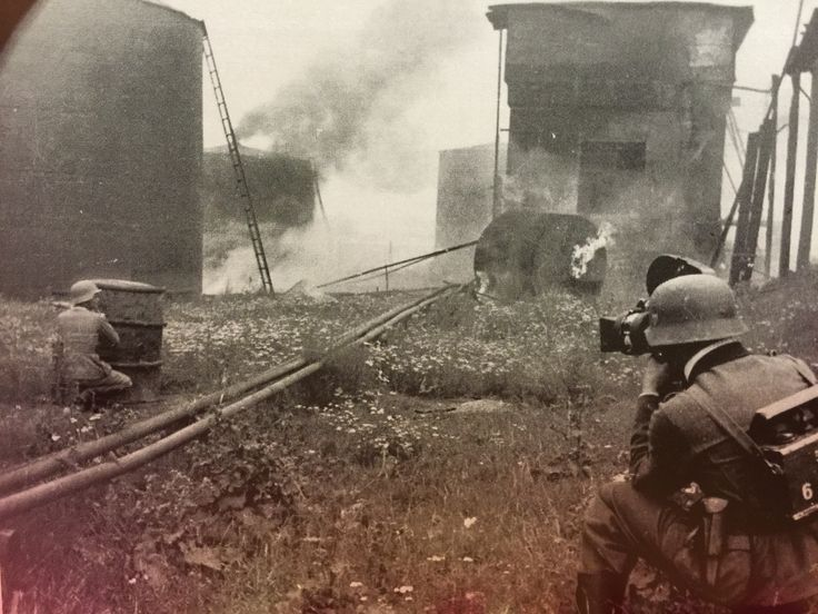 Battle of Roslavl, Smolensk region 1941.