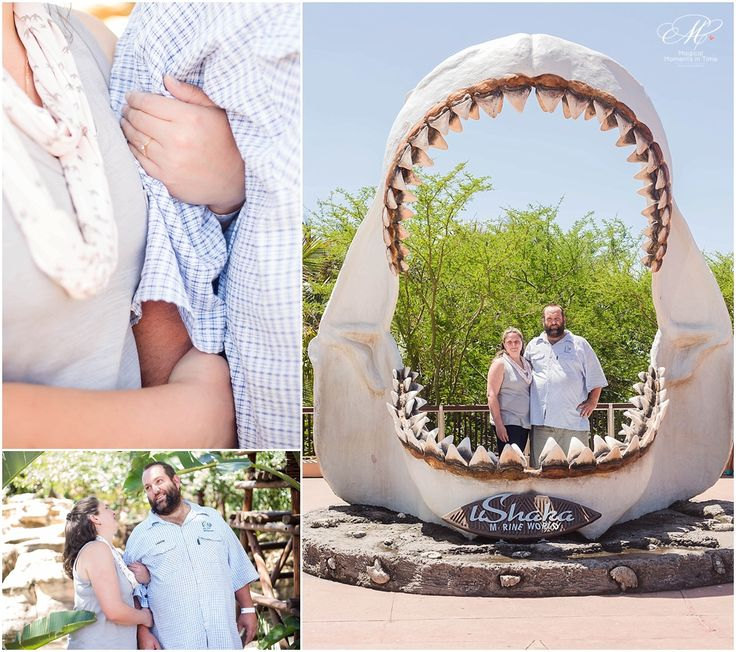 ushaka-marine-world-durban-engagement-photography