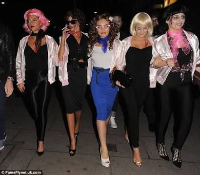 Image result for pink ladies grease Rizzo