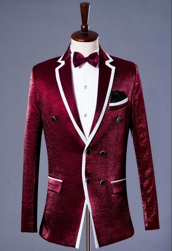 Vestito nero giacca rossa sakura