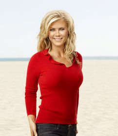 Alison Sweeney: fabulous but real body, and she has to work for it.