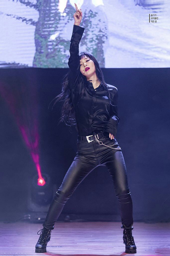 She is a goddess