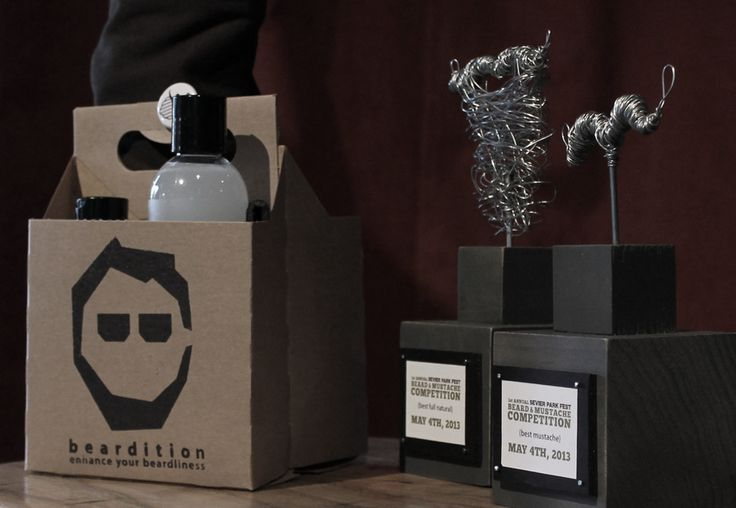 """Beardition - The company is dedicated to all natural men's grooming basics that work well and smells good. Products (made from """"cool people in Nashville"""") range from beard shampoo and conditioner to beard oil.   Mark Williams and Kristin Schleihs, the two behind Bearditron are proud to be a Nashville, TN based company, all of the production, packaging, printing, etc. is done within the USA."""