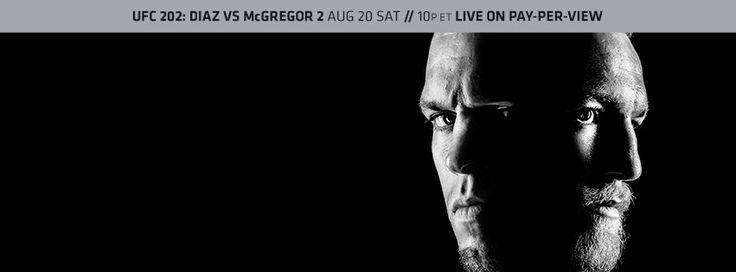 UFC 202 Live: UFC 202 Live