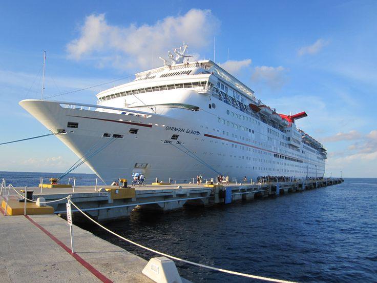 Carnival Elation - 5 day Western Caribbean cruise to Cozumel & Progreso (Yucatán), Mexico