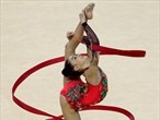 Olympic Gymnastics - Rhythmic Photos - Gymnastics - Rhythmic Photo Galleries | London 2012