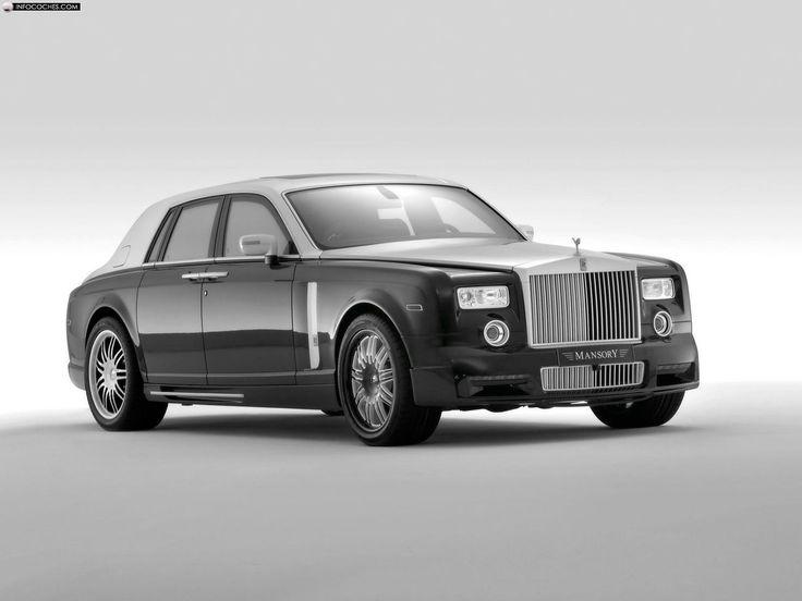 Fotos del Mansory Rolls-Royce Phantom Conquistador - 3 / 9