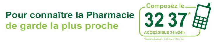 Trouver la pharmacie de garde la plus proche : http://www.quiestouvert.com/blog/articles/trouver-votre-pharmacie-sur-quiestouvert-com-avec-plus-de-2500-etablissements-references-121.html
