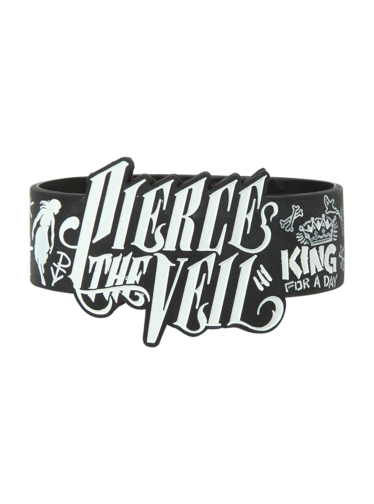 Pierce The Veil bracelet