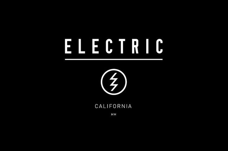 """So as BrandNew quipped for this Electric logo, """"Hipster branding at its best! (And I'm not being sarcastic)…"""", which is true, but I still seem to be a sucker for this sort of logo design."""