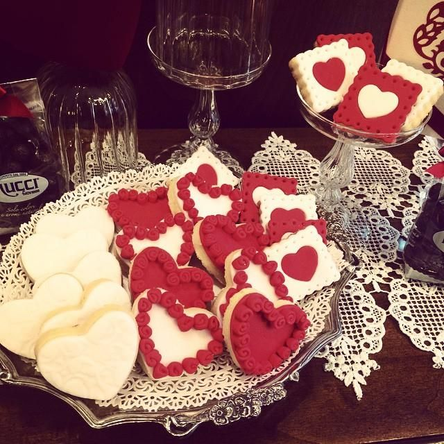 lorel in the world, biscotti, san valentino, fatto in casa, i love you, rose rosse
