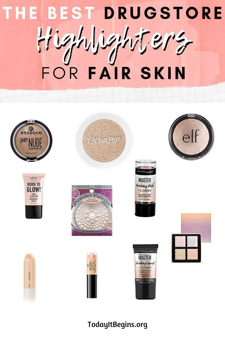 The Top 10 Best Drugstore Highlighters Today It Begins Highlighter Makeup Drugstore Makeup Drugstore Highlighter