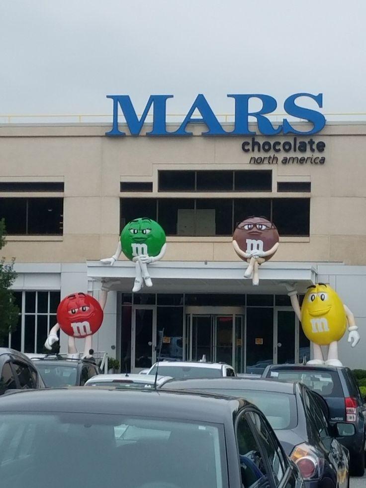 Mars in Hackettstown, NJ.