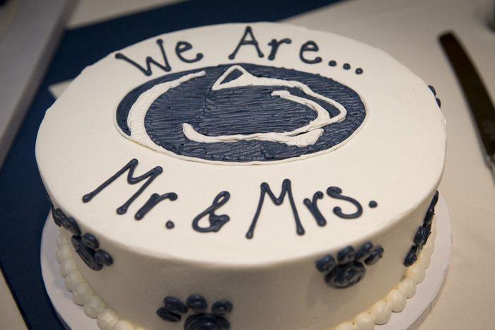 Mr & Mrs Penn State