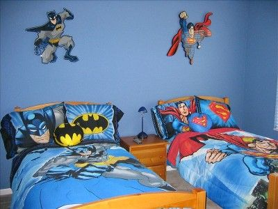 I really wish this was me and my brothers room when we were growing up !!