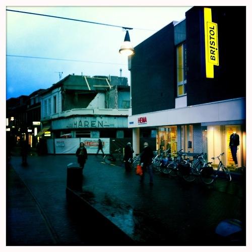 Van Haren naar Zara #Enschede