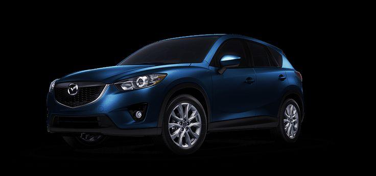 2014 Mazda CX-5 Compact Crossover SUV - Fuel Efficient SUV | Mazda USA