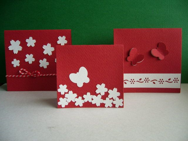 малки картички за Баба Марта