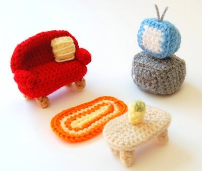 Red Ted Art's Blog » Blog Archive How To... Make an Amigurumi (Crochet Animal Friends) Guest Post » Red Ted Art's Blog