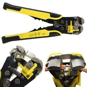 One of the best electricians gadgets and must have best electricians tools available. The automatic wire stripper