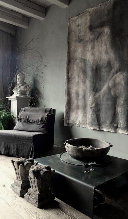 Dove Gray Home Decor