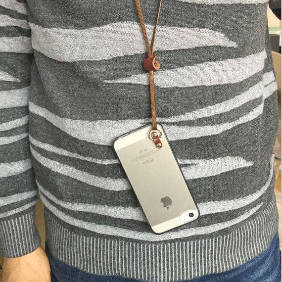 Handmade creative iPhone 4s 4 5 5s 5c 6 6 plus lanyard by Onequeen