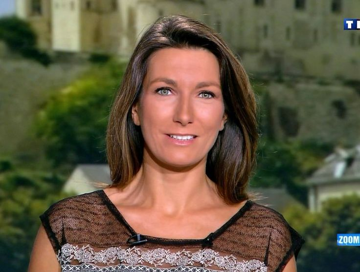 Anne-Claire Coudray attend un bébé pour le mois d'août 2015 - Vivreaupresent