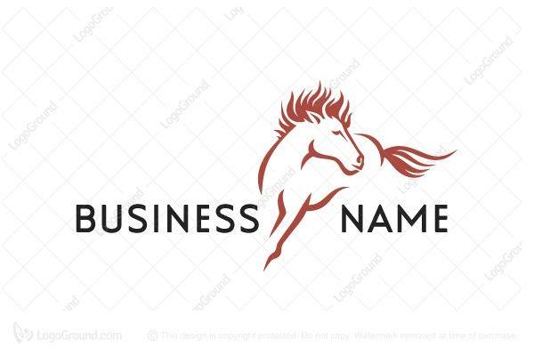 Best buy horse ready made logo images on pinterest