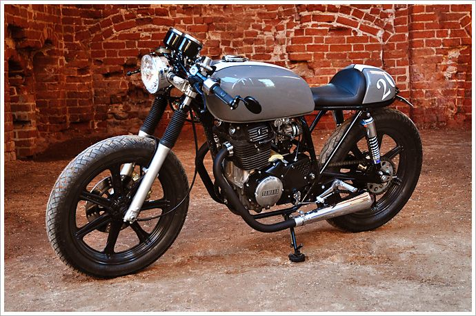 yamaha xs400 - volure cycles | motorbikes, cycling and cafes