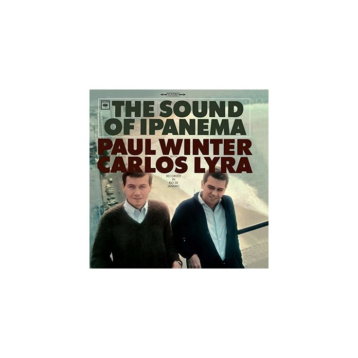 Paul Winter & Carlos Lyra - Sound of Ipanema (Vinyl)