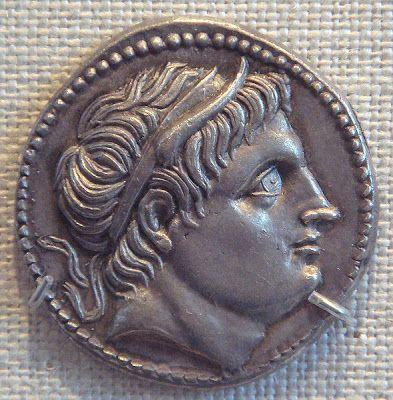 Νόμισμα αρχαίας Κορίνθου / Coin of Ancient Corinth, Greece (Hellas)