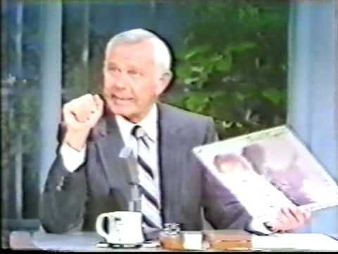 David Bowie on The Tonight Show with Johnny Carson