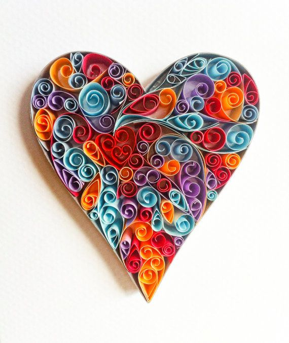 13 best images about illustrations quilling by courtney for Quilling designs for beginners