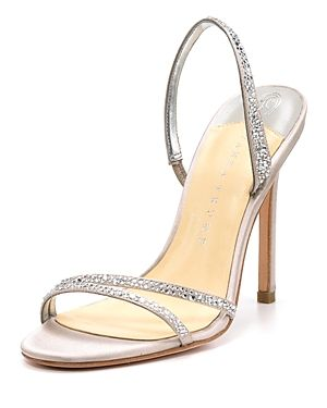 Ivanka Trump shoes with jewels for a wedding or for a special occasion