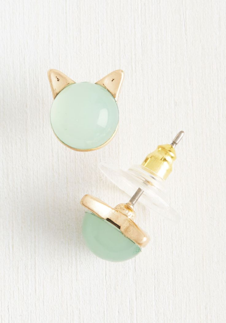 Party Over Ear Earrings, #ModCloth
