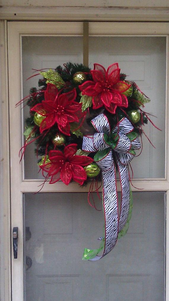 Christmas Wreath 259 best Christmas Wreaths images